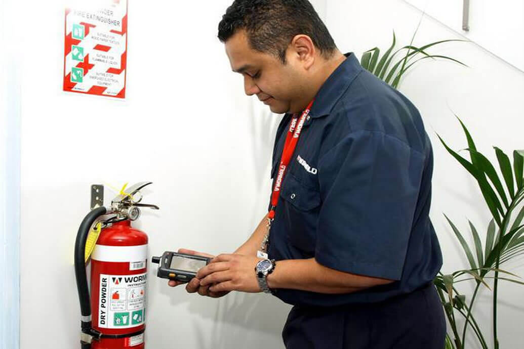 On-site work: Five Fire Safety Tips