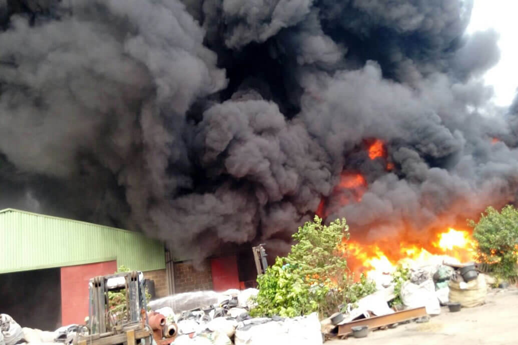 Increasing Fire Safety in Plastic Materials Construction