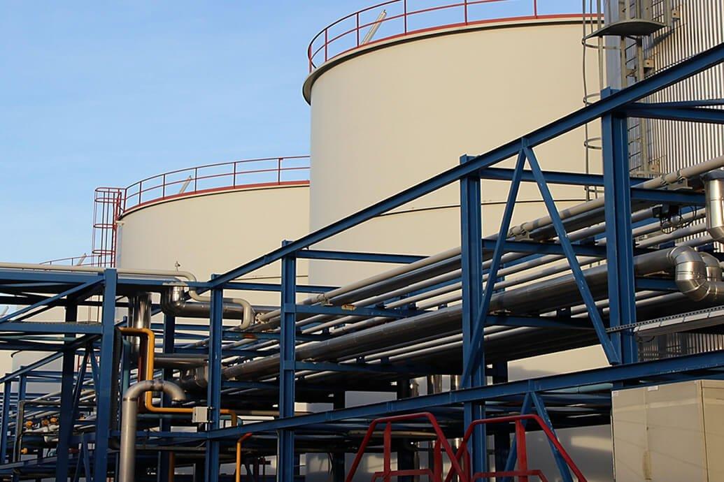 SharpEye used at Rubis Tank Terminal