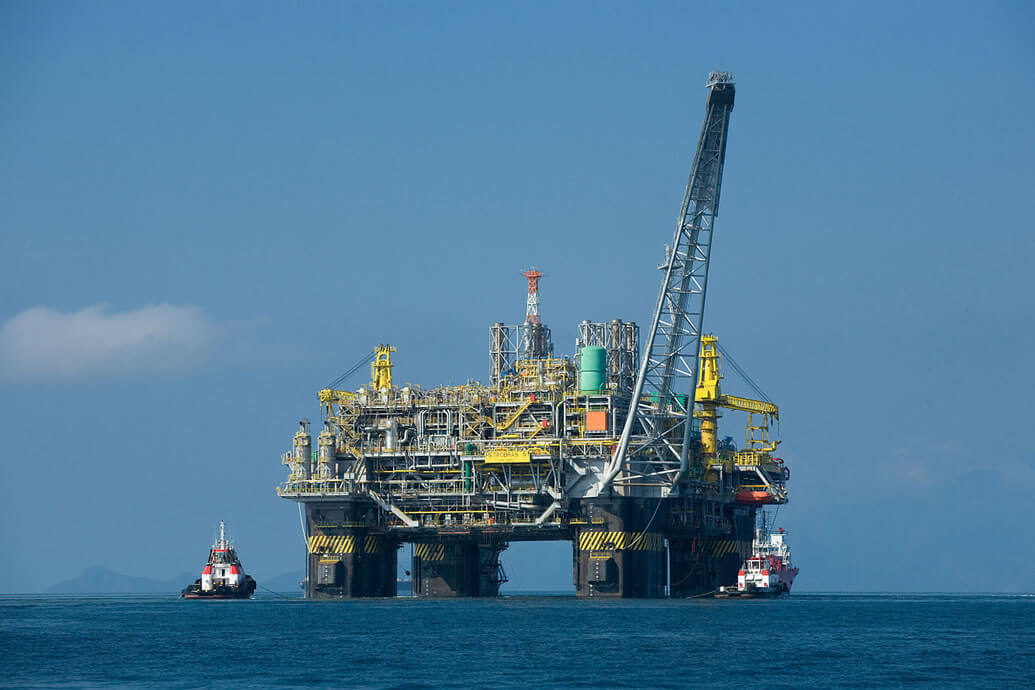 Hejre Oil Field Protected by Sharpeye