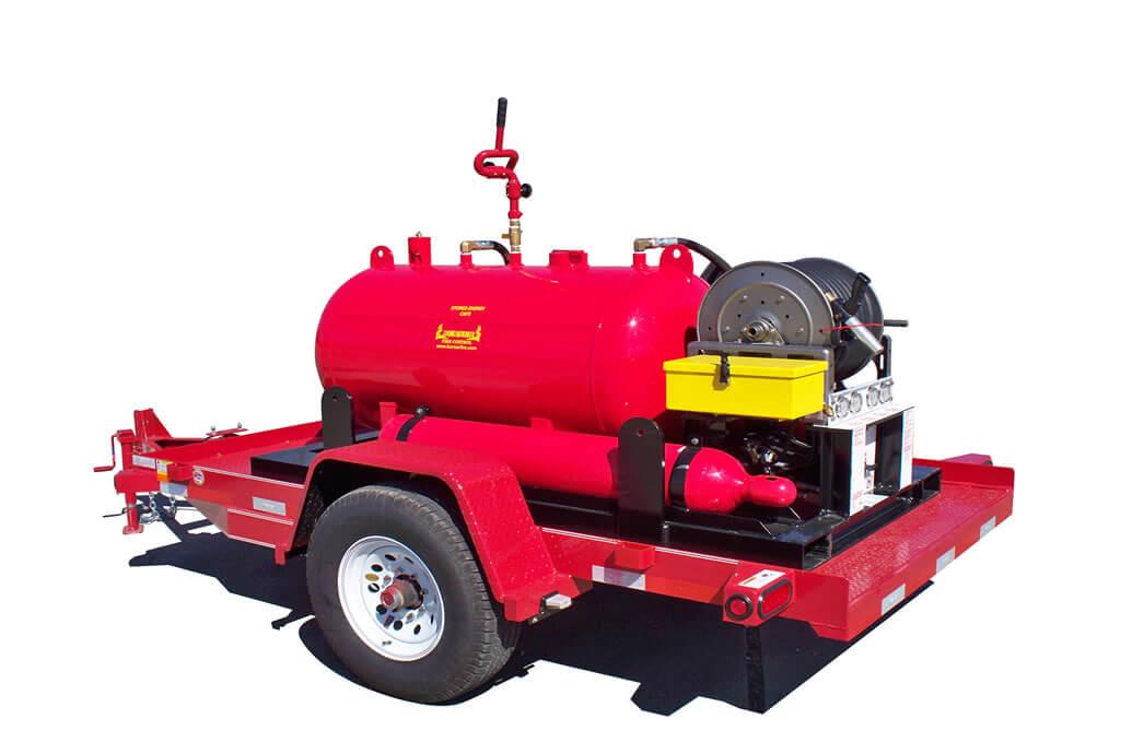 Delta Fire foam trailers see export success