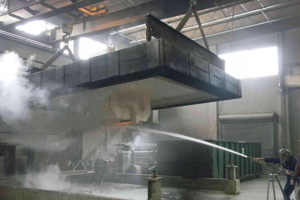 Fire Tests of Self Compacting Concrete