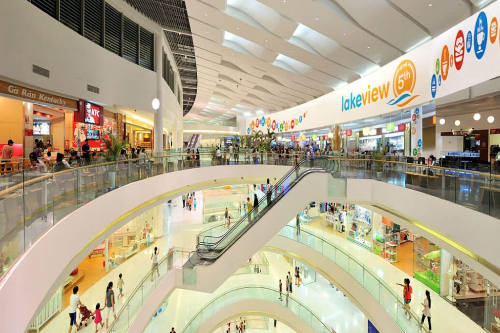 Vietnam Shopping Centre Fire Safety Challenges - Fire Safety