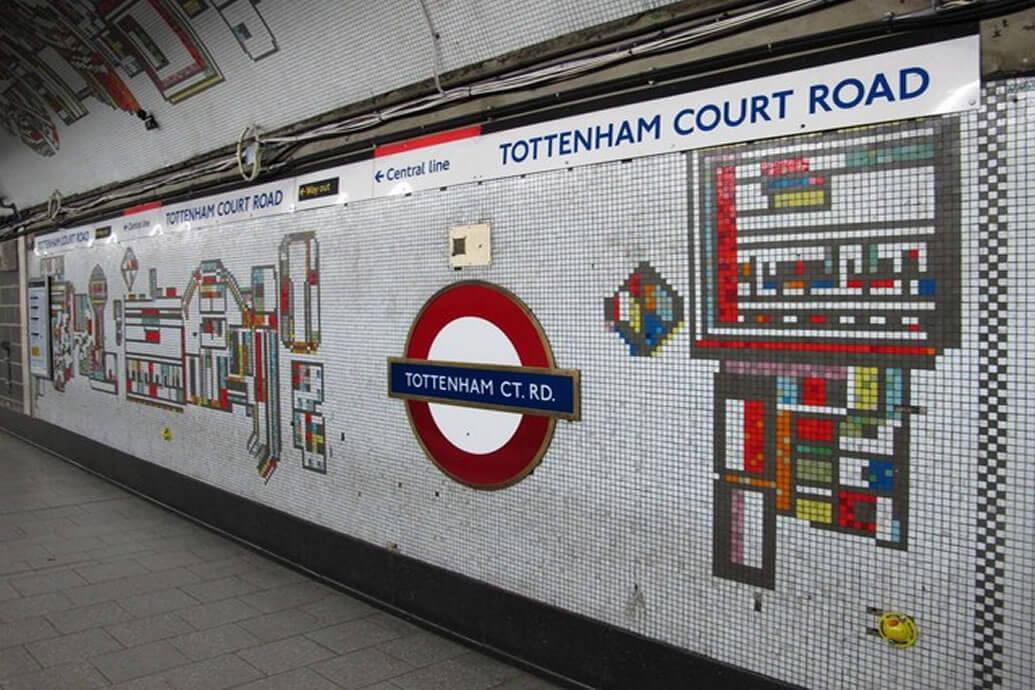 Advanced Panels Protect Flagship Crossrail Station