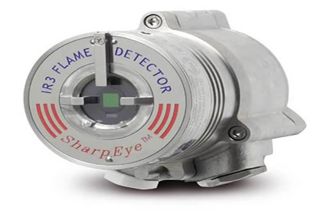 SharpEye 40/40I IR3 Flame Detector