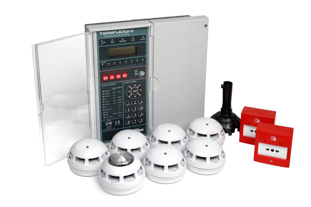 Extinguishing Control Panel