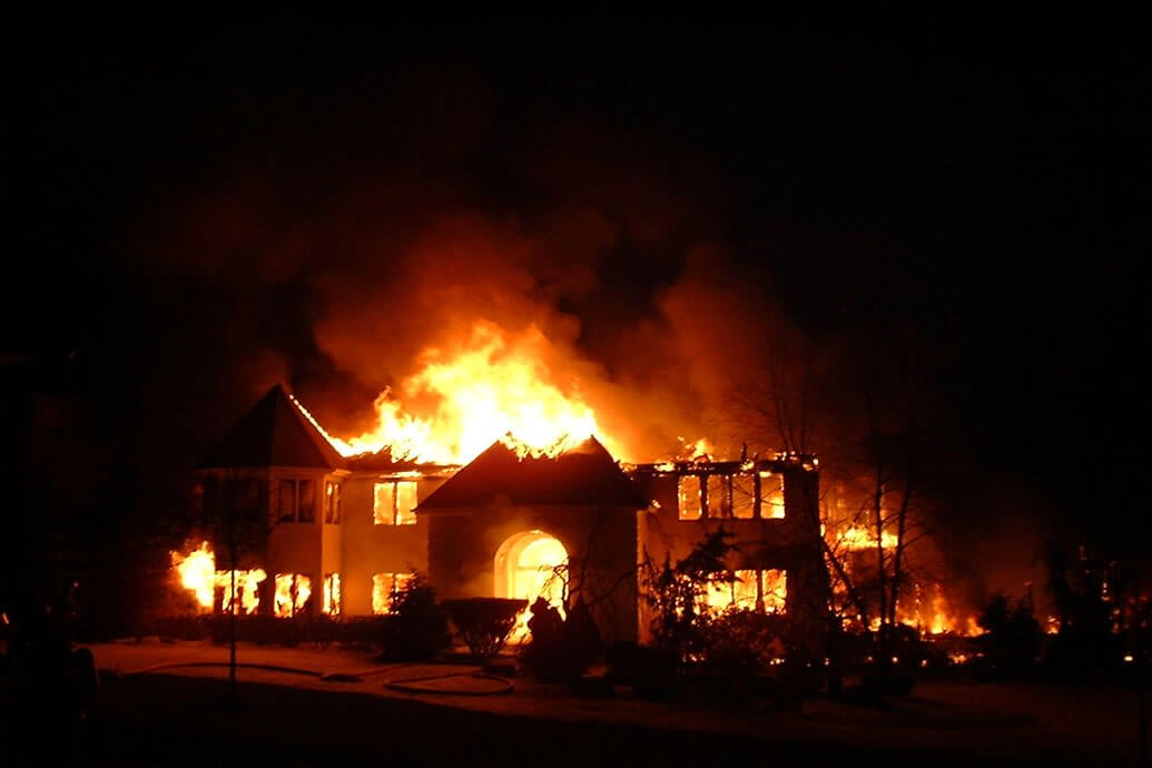 The importance of Domestic Fire Safety