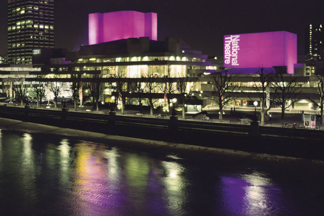 Advanced Fire Protection for Royal National Theatre