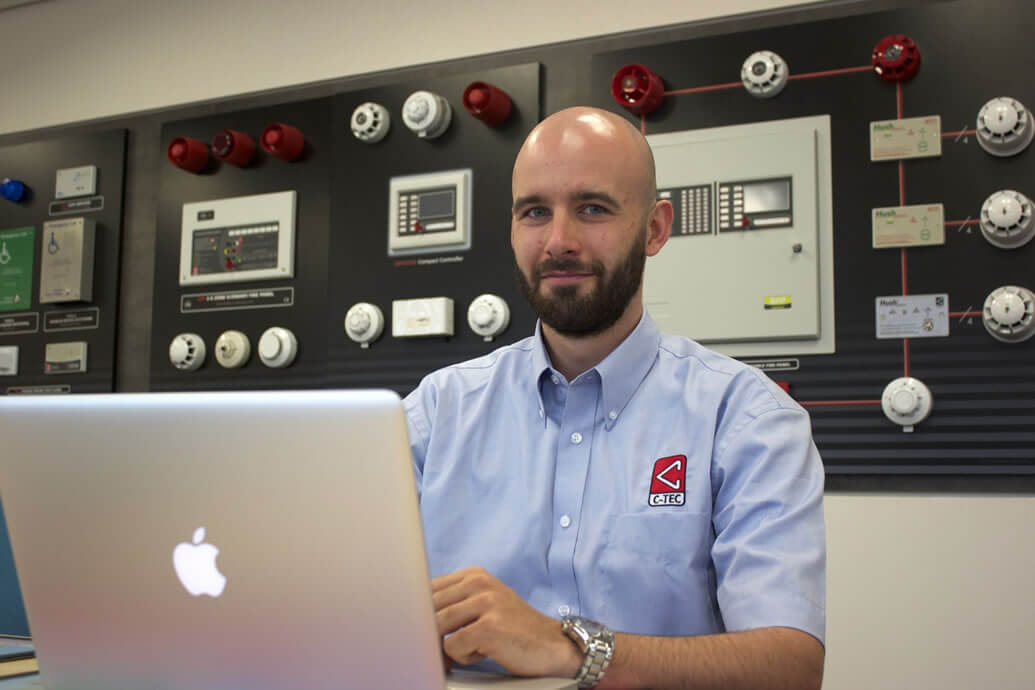 C-TEC Appoints new Distribution Account Manager