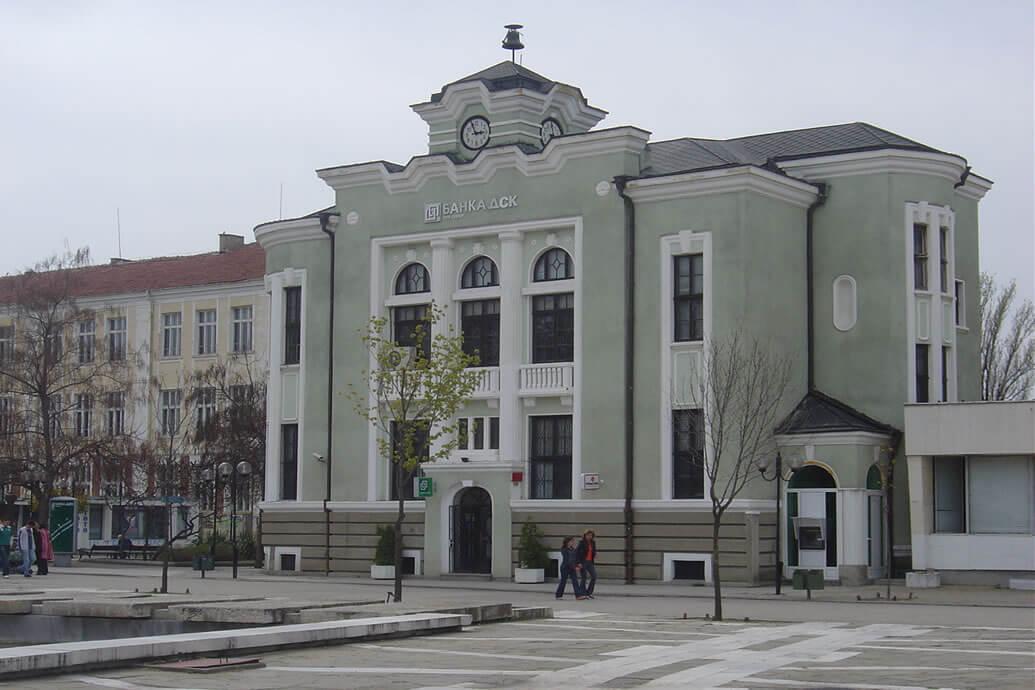 Advanced Panels Protect Leading Bulgarian Bank