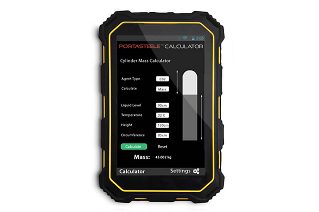 Coltraco Portasteele Calculator
