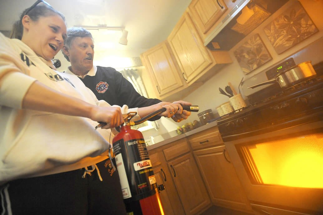 national crisis in fire safety