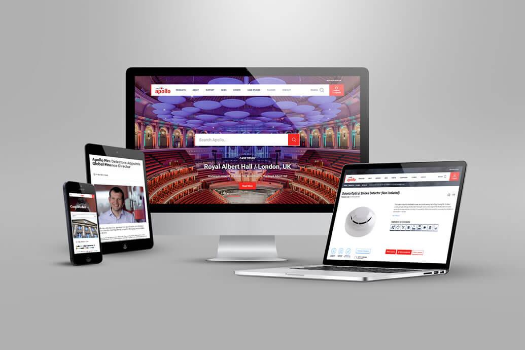 Apollo Launches New Enhanced Website