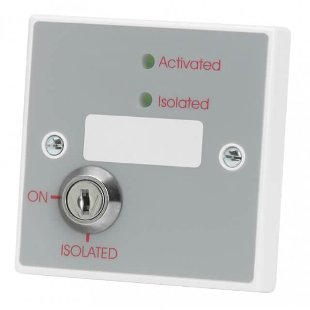 BF366 24V 5A Keyswitch Isolatable Relay