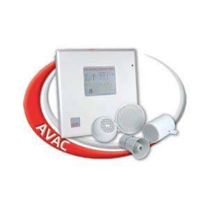 C-TEC AVAC Voice Alarm System