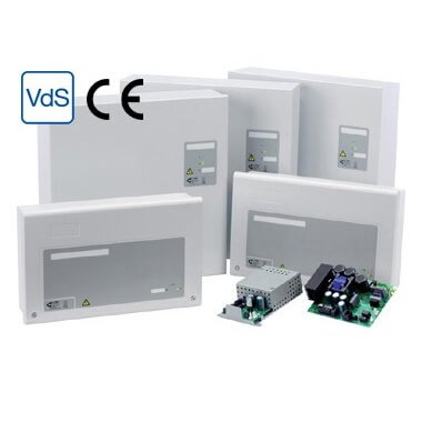 EN54-4 A2 Power Supplies