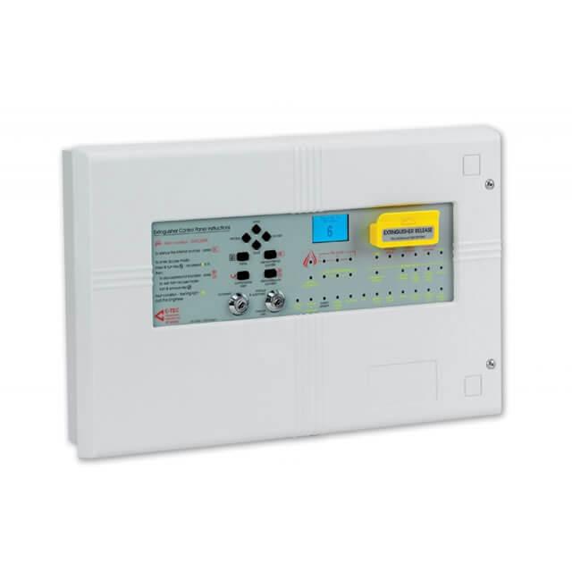 EP203 Automatic Extinguisher Panel