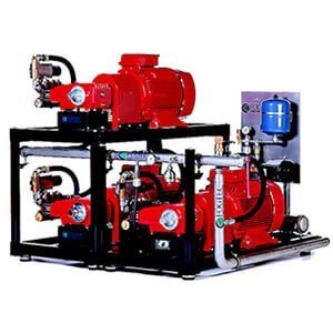 FOGTEC Pump Systems