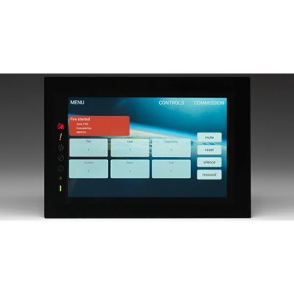 Advanced TouchControl At a Glance