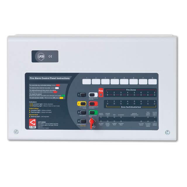 CFP Economy 4 Zone Conventional Fire Alarm Panel