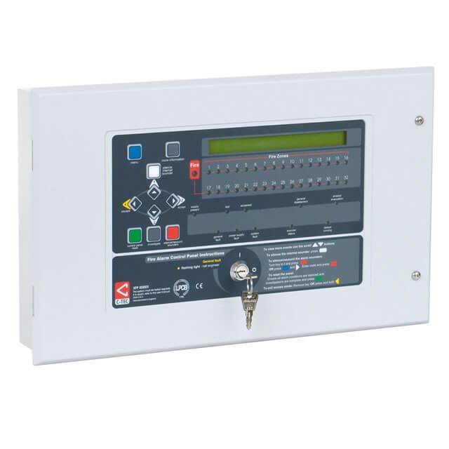 XFP 1 Loop 32 Zone Addressable Fire Panel