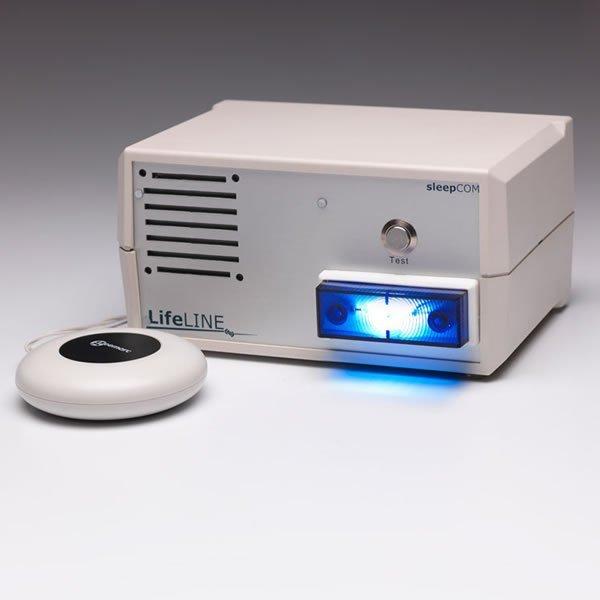 LifeLine Fire Paging Alert Panel