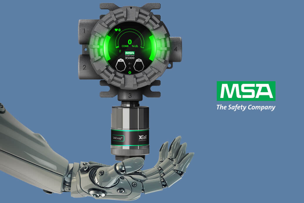 Introducing the New MSA ULTIMA X5000 Gas Detector