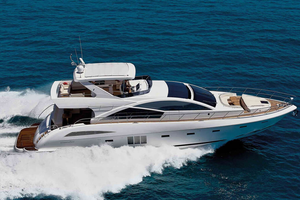 Schaefer Yachts Equipped with SecuriFire