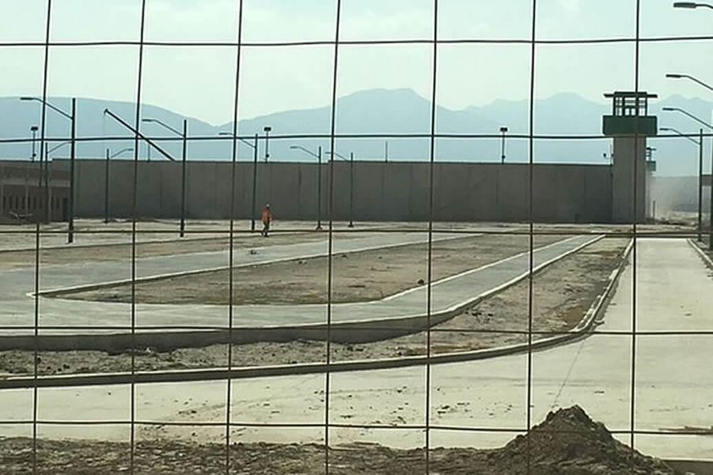 Securiton Protects Coahuila State Penitentiary