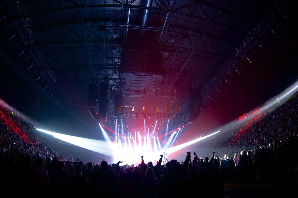 C-TEC's super-powerful hearing loop systems installed at Manchester Arena