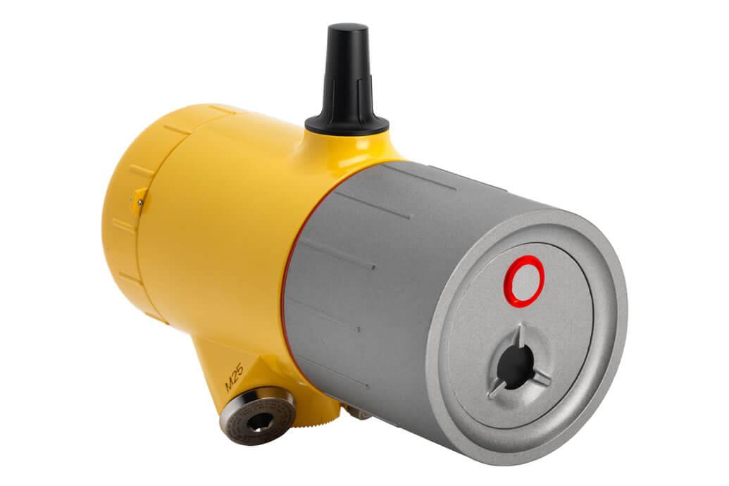 Honeywell Gas Detector That Listens For Leaks