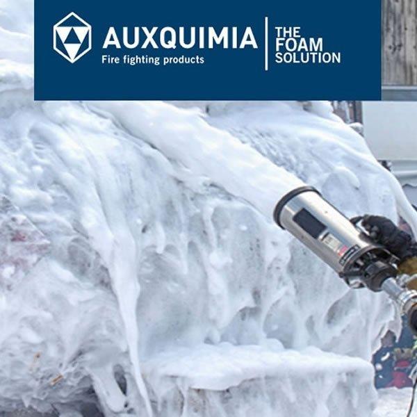 AUXQUIMIA Cafoam CLASS A Foam Concentrates
