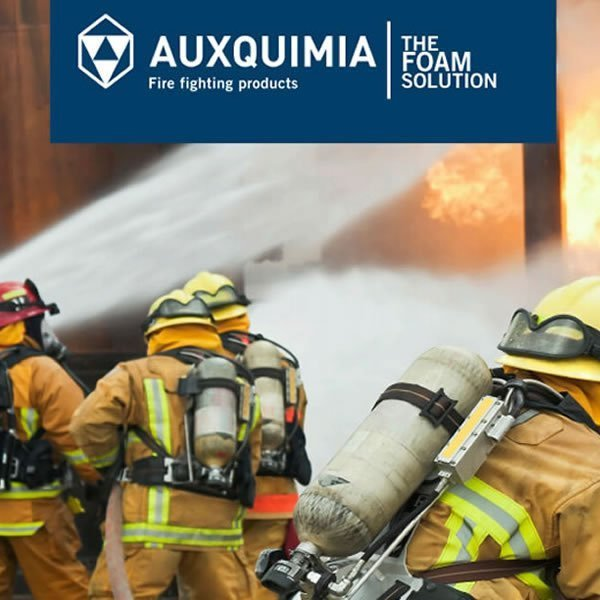 AUXQUIMIA TF-136 Training Foam