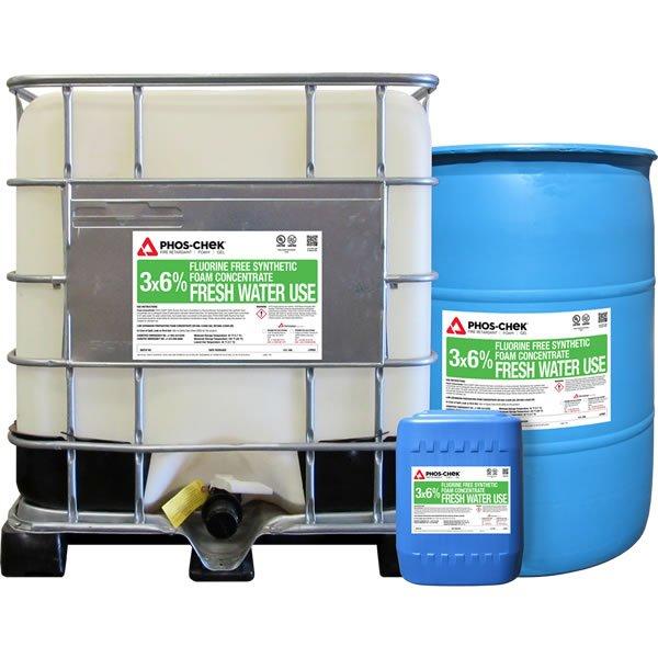 PHOS-CHEK 3×6% Fluorine Free Alcohol Resistant