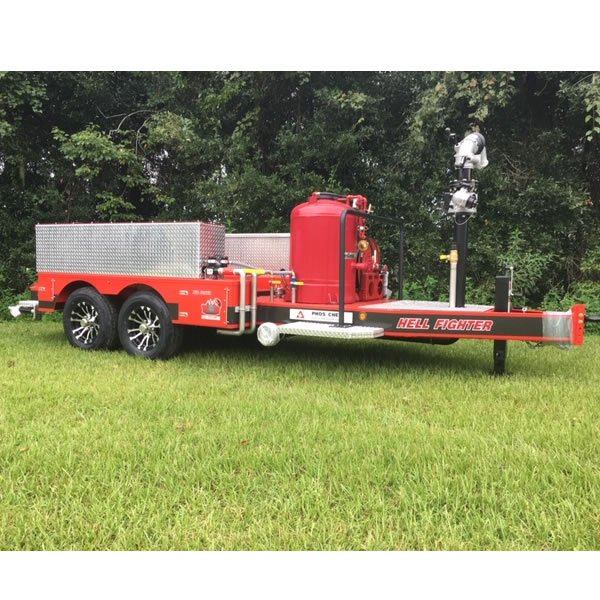 PHOS-CHEK Dual Agent Trailers