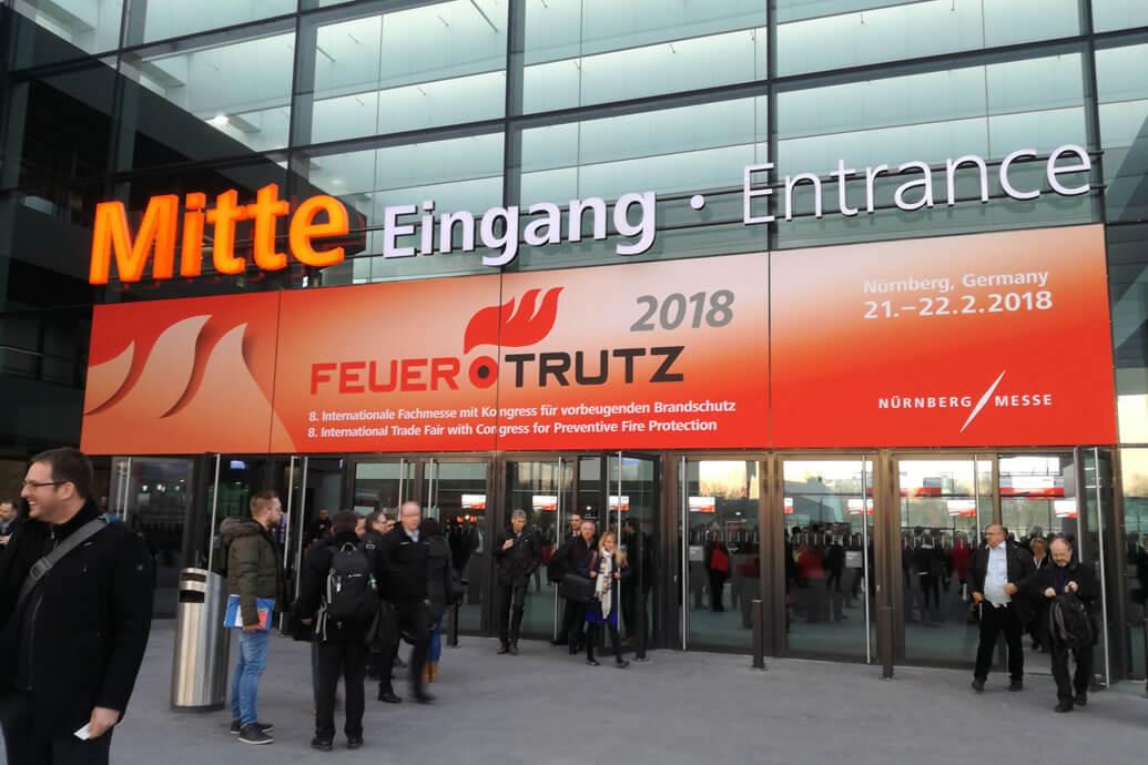 Preventive Fire Protection Programme at FeuerTrutz 2019