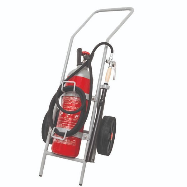 10Kg CO2 Trolley Fire Extinguisher