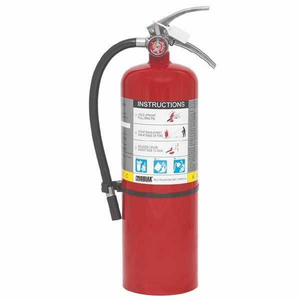 10lb Dry Powder Fire Extinguisher