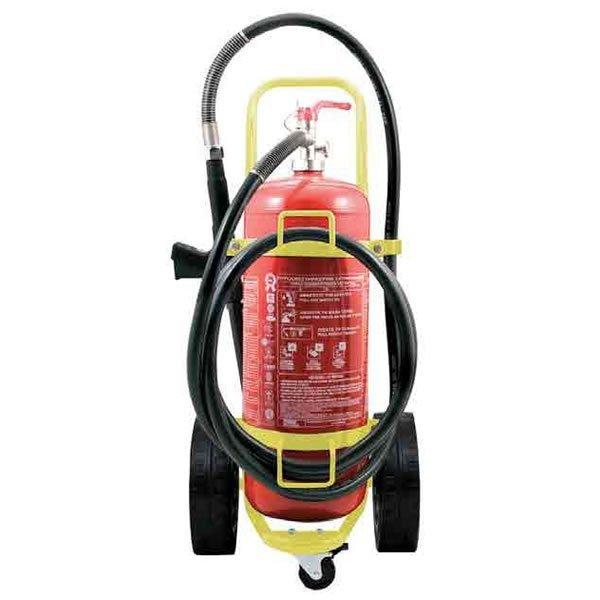 50Lt Foam Trolley Fire Extinguisher