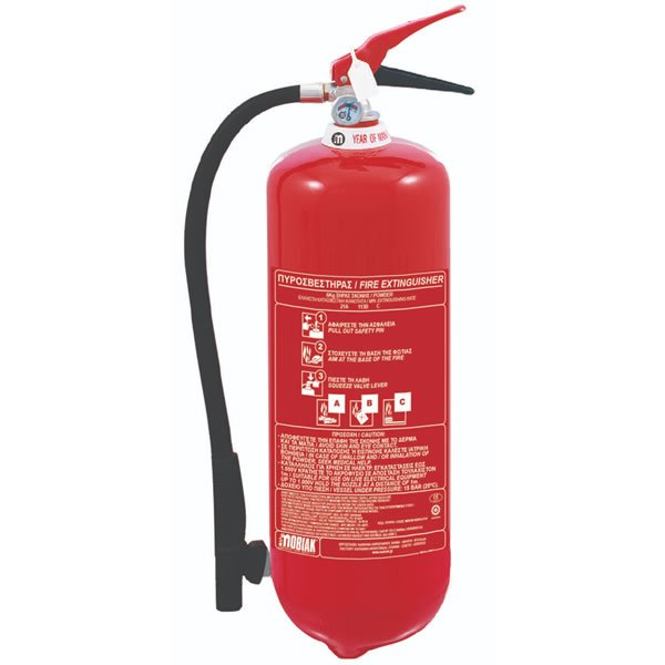 6Kg EXCLUSIVE Dry Powder Extinguisher
