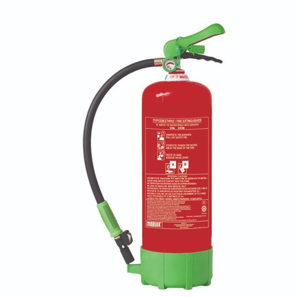 6Lt ECO Foam Fire Extinguisher