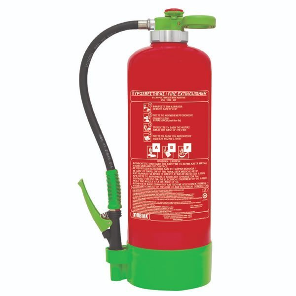 6Lt Foam Fire Extinguisher with Int. Cartridge