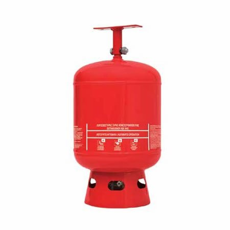 Automatic Ceiling 8Kg HFC-227ea Fire Extinguisher