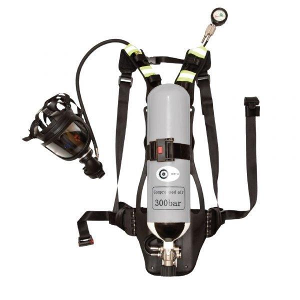 Autonomous Breathing Apparatus