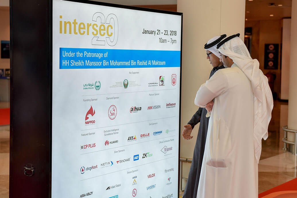 Exhibitors Seek New Partnerships at Intersec 2019