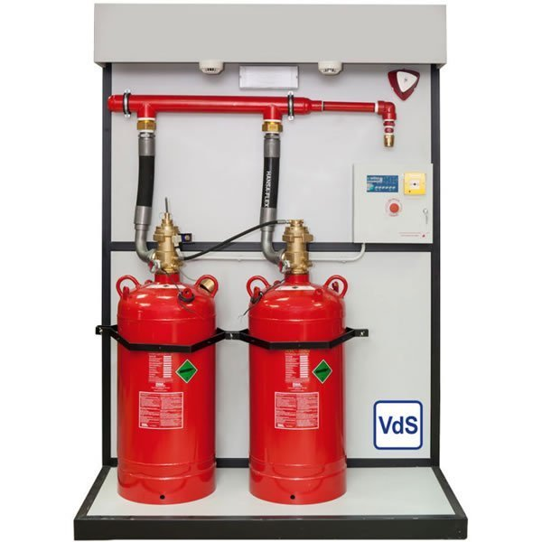 HFC-227 Fire Suppression System