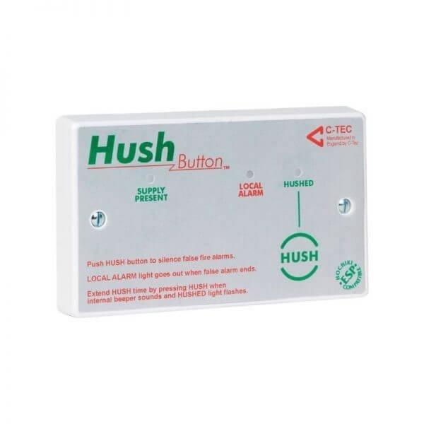 Hush Buttons