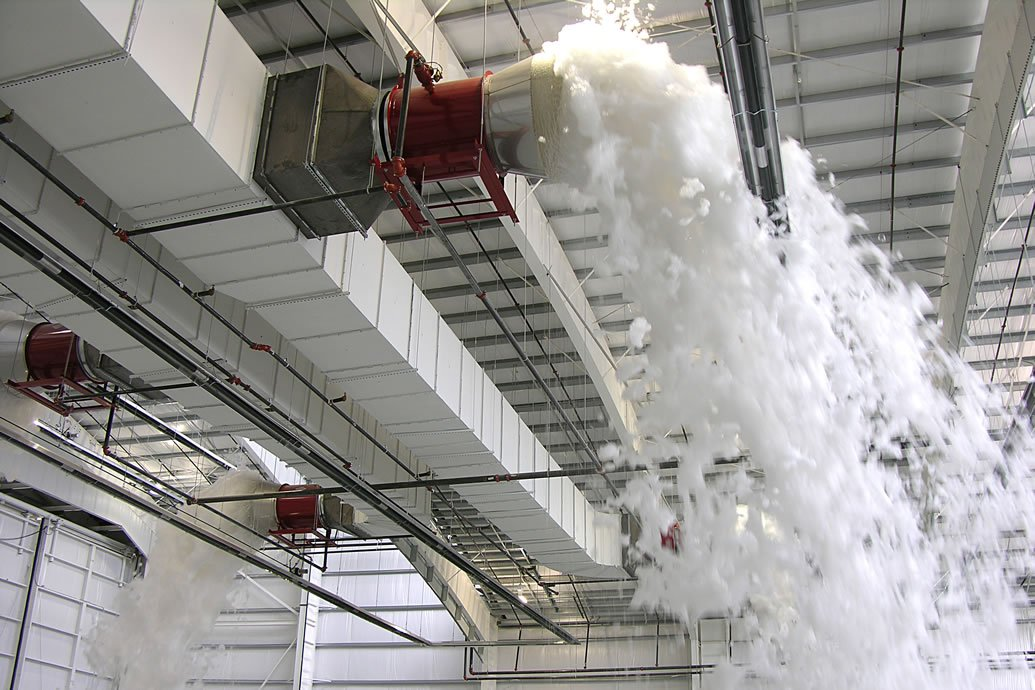 Innovation in the Fire Suppression Industry