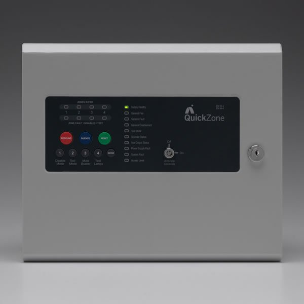 QuickZone Conventional Fire Panel