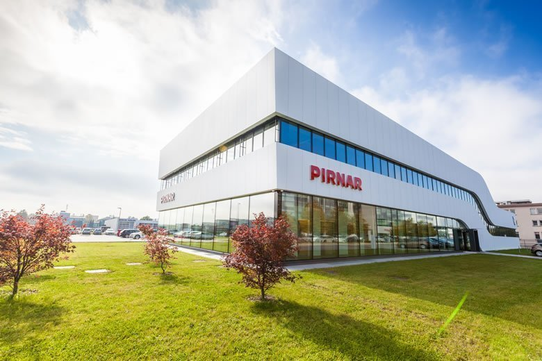 Slovenian Manufacturer Installs Advanced at Head Office